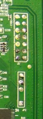 JTAG-J5;Serial-JP2