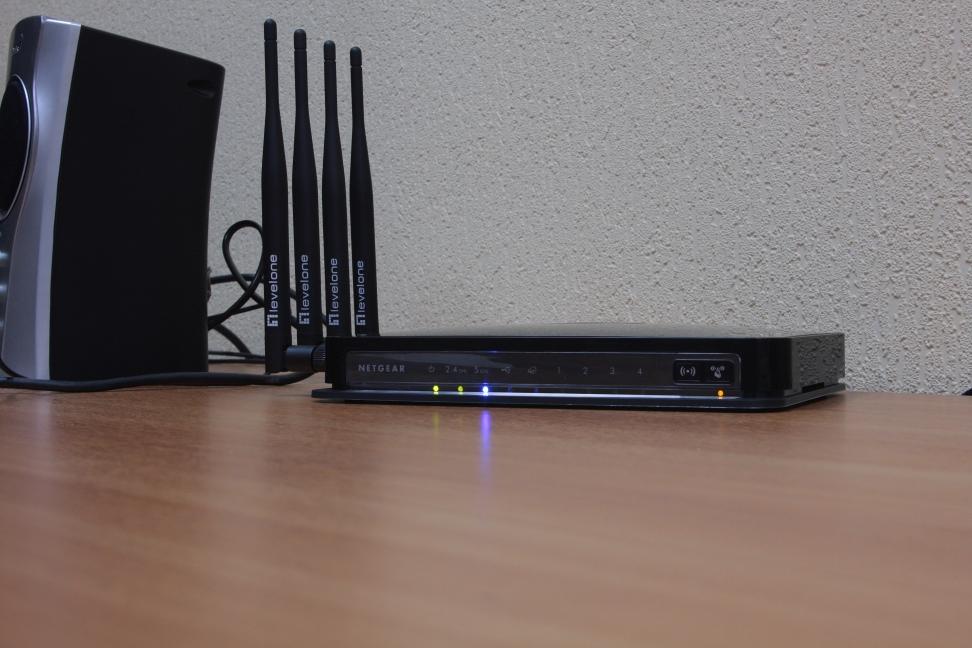 Netgear WNDR3700 v1 Antenna Mod