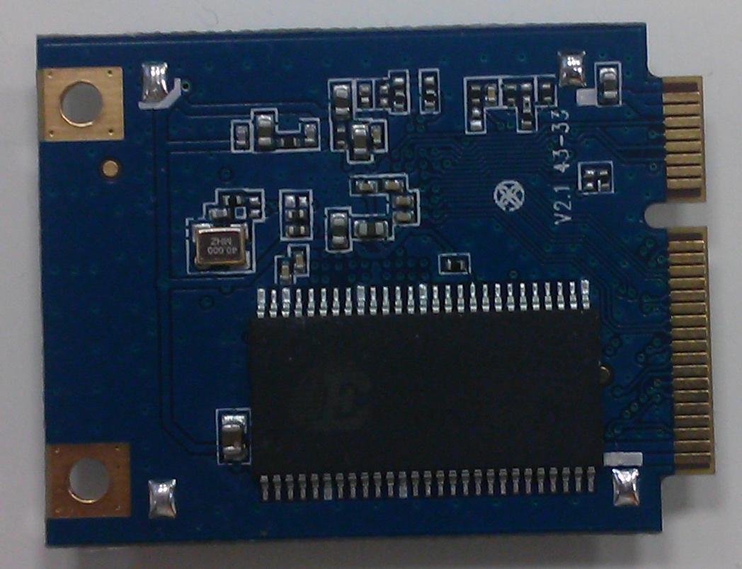 WIZnet WizFi630A - Back